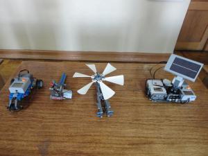 Фото к Открылся региональный тур Международных состязаний роботов