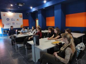 Фото к Первая встреча Клуба профориентационных встреч