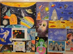 Фото к 12 апреля – Всемирный день космонавтики