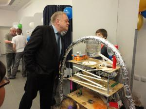 Фото к Выставка технического творчества учащихся