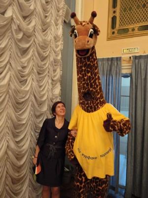 Фото к Фестиваль Жираф-СМИ