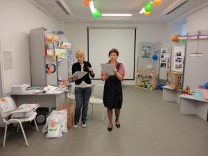 Фото к Подведены итоги выставки технического творчества учащихся