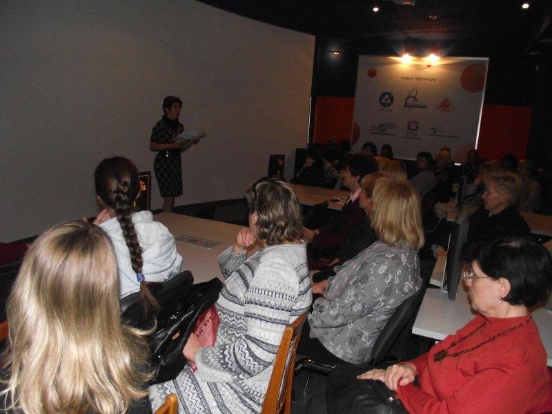 Фото к Развитие творческой личности в Информационном центре