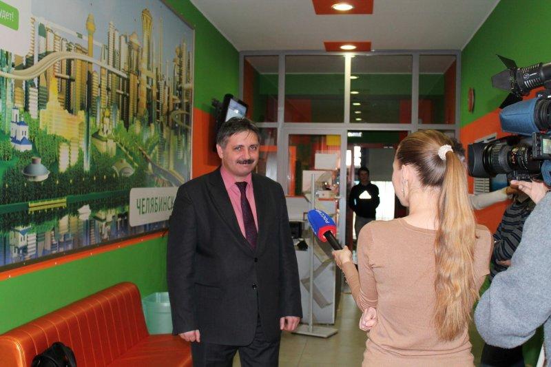 Фото к В День науки премьеры в Информационном центре атомной отрасли