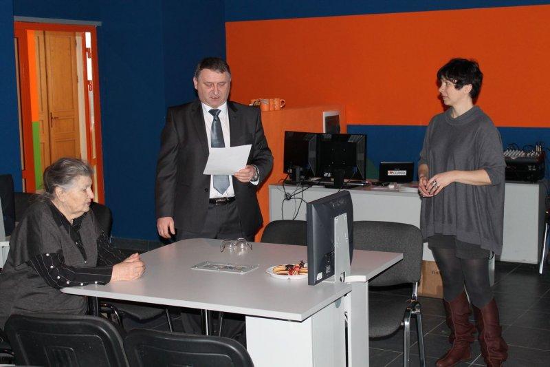 Фото к В Информационном центре атомной отрасли можно управлять виртуальным планетоходом