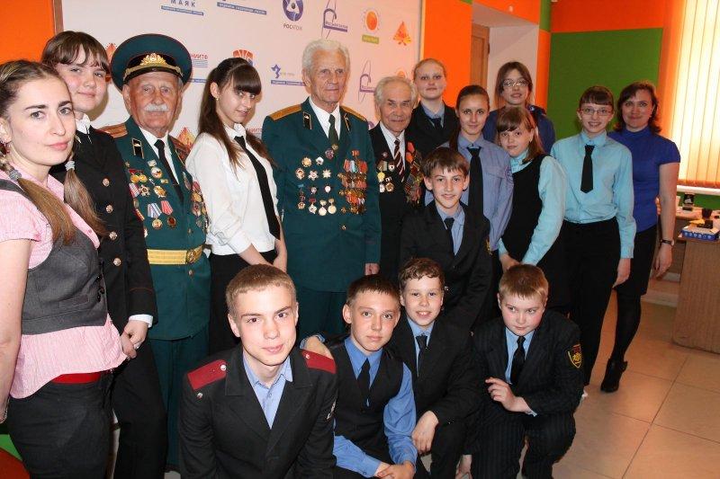 Фото к Два разведчика и связист в ИЦАО Челябинска