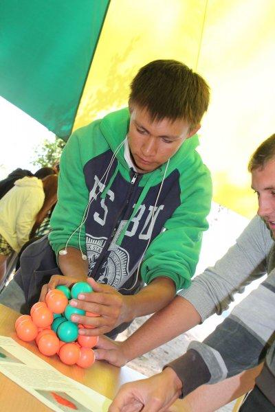 Фото к «Умные каникулы» в Информационном центре атомной отрасли Челябинска