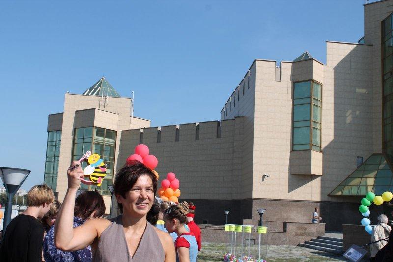 Фото к Дух коллективизма и социальный опыт — итоги трудового лета — 2012