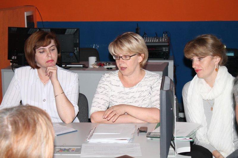 Фото к Внедрение инноваций в систему дополнительного образования обсудили в информационном центре атомной отрасли