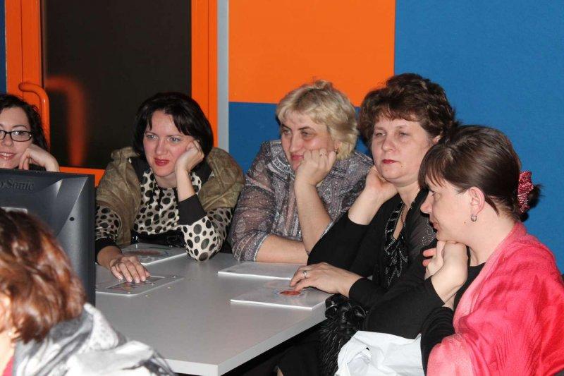 Фото к Самые «классные» из Классных побывали в Информационном центре атомной отрасли Челябинска