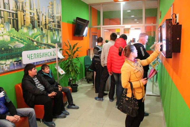 Фото к «Источник Надежды» в Информационном центре атомной отрасли (ИЦАО) Челябинска