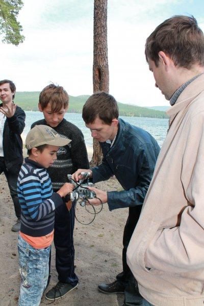 Фото к Первый областной фестиваль технического творчества