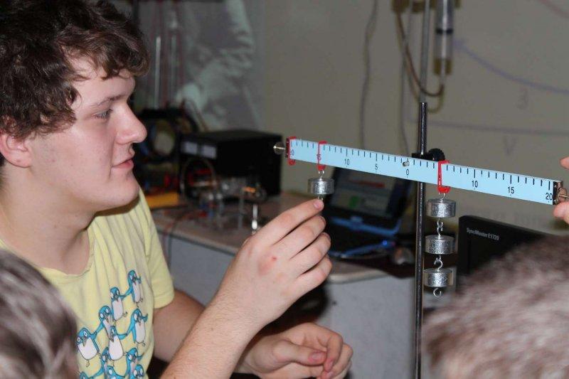 Фото к Выбор профессии в Информационном центре атомной отрасли Челябинска