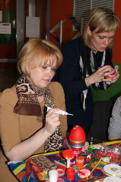 Фото к «Пасхальная радость» в информационном центре по атомной энергии Челябинска