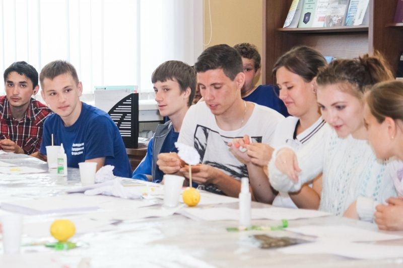 Фото к Программа мастер-классов и лекций в рамках выставки «Право на образование»