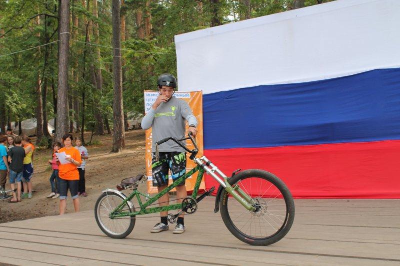 Фото к Информационный центр по атомной энергии Челябинска провел  Второй областной фестиваль технического творчества