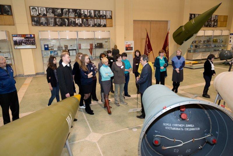 Фото к День учителя на объектах атомной отрасли