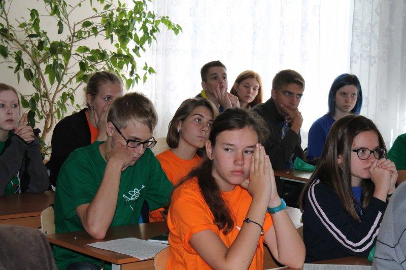 Фото к Национальная безопасность России: в Летней школе «Курчатовец-2015» провели День науки
