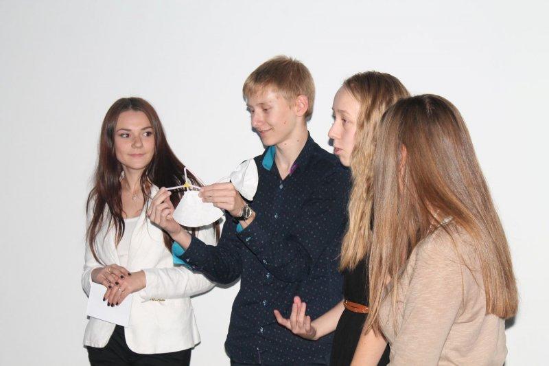 Фото к Создать несуществующее: челябинские школьники приняли участие в мастер-классе «Дизайн мышление»
