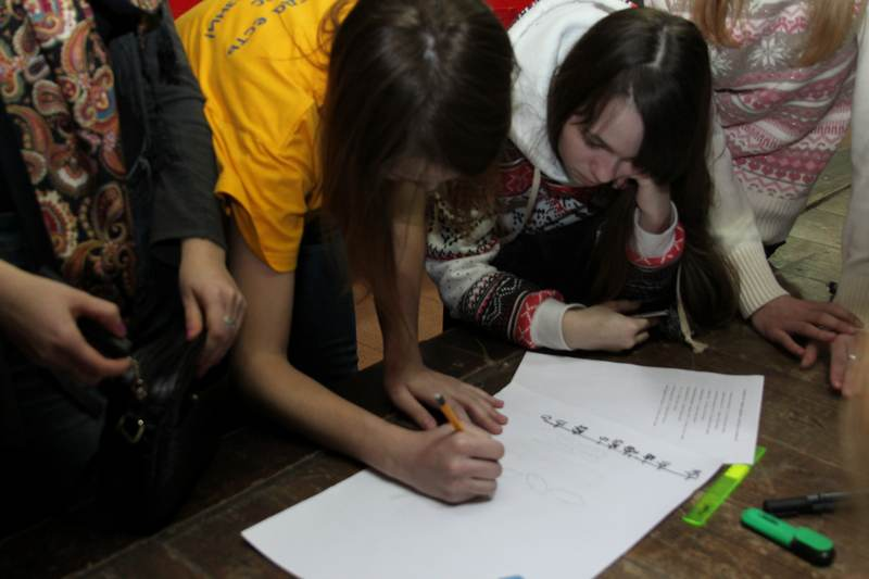 Фото к Научное «Медиа-поколение»: в Челябинске прошел областной фестиваль детских СМИ