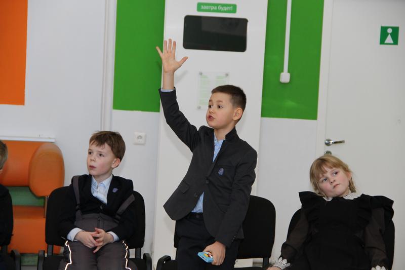 Фото к В ИЦАЭ отметили Международный день детских изобретений