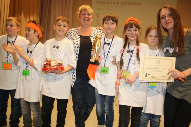 Фото к «Одиссея разума»: в Челябинске завершились 26-е региональные интеллектуальные соревнования